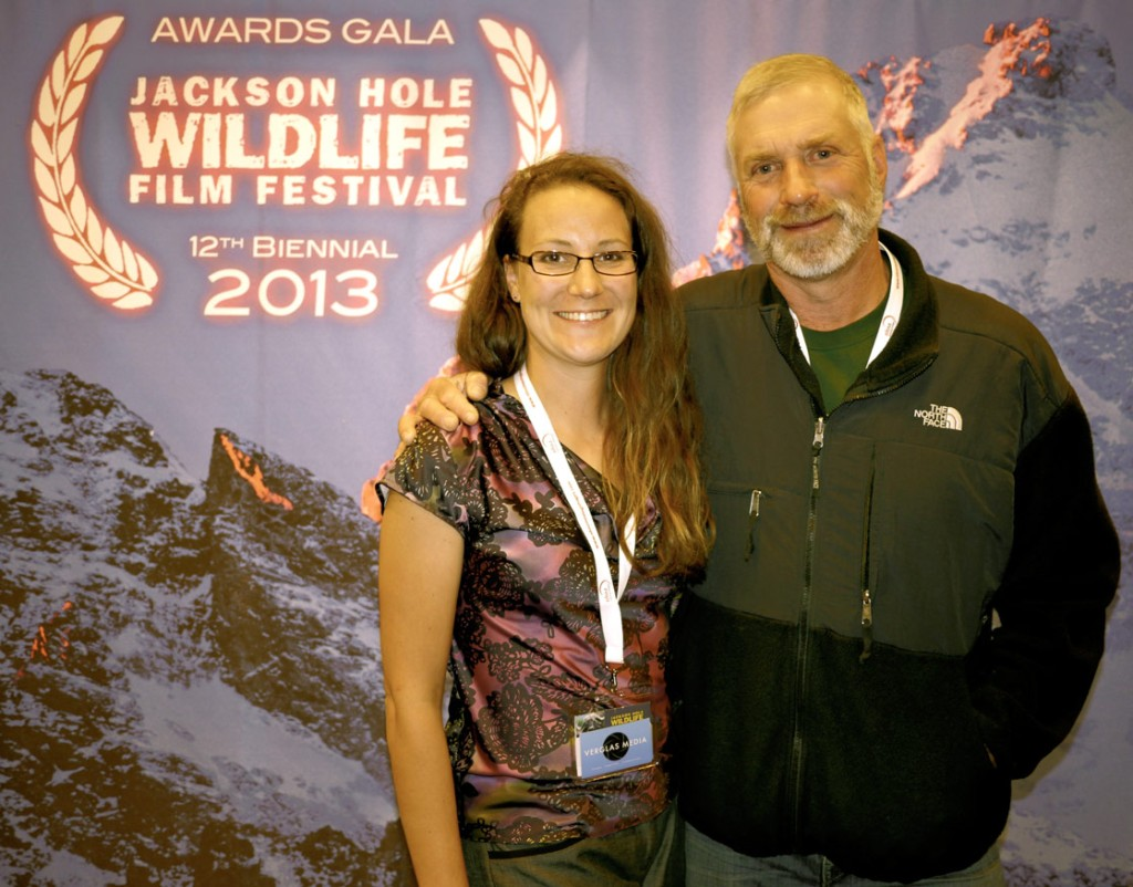 Victoria Weeks Eric Erbe at Jackson Hole Gala 2013