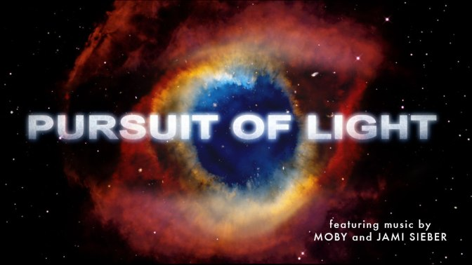 NASA Pursuit of Light Verglas Media banner