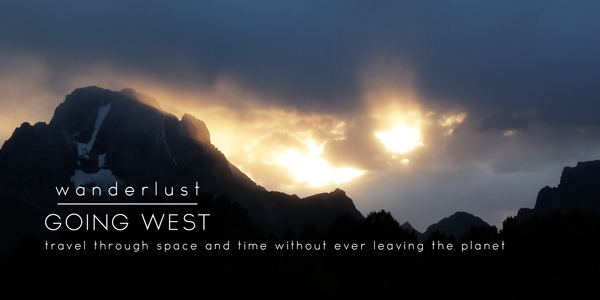 Wanderlust: Going West by Verglas Media - coming soon