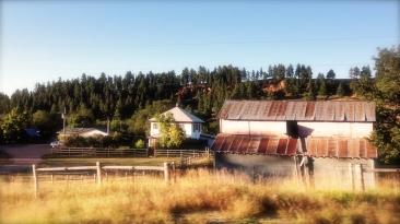Hullet Wyoming outside Devils Tower by Verglas Media